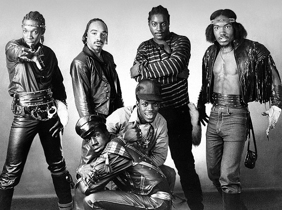 Grandmaster Flash and the Furious Five - Vier der einflussreichsten Rap-Gruppen